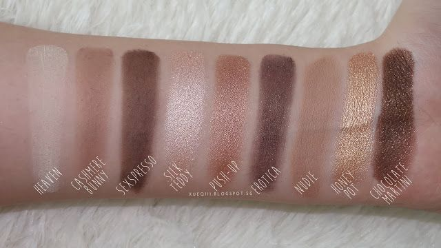 Too Faced Natural Eyes Palette   Review and Swatches