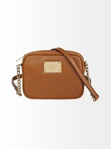 Michael Kors Jet Set Item Crossbody -nahkalaukku