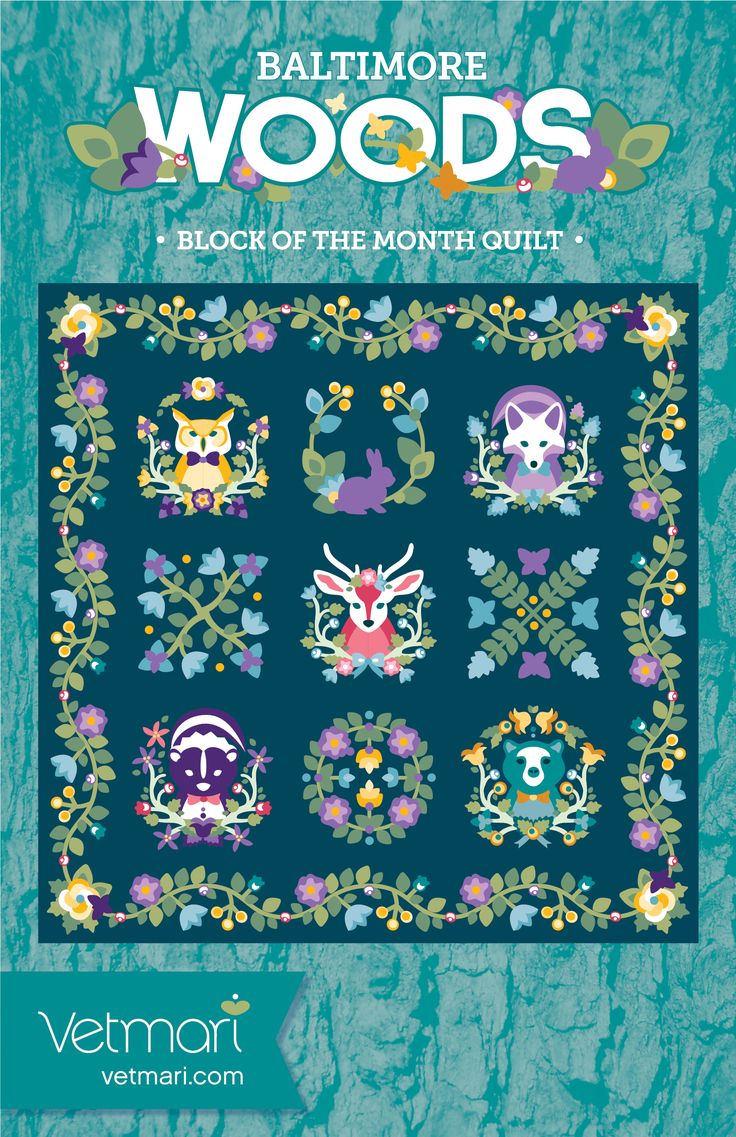 Home Wood Blocks Block Of The Month Quilt Patterns