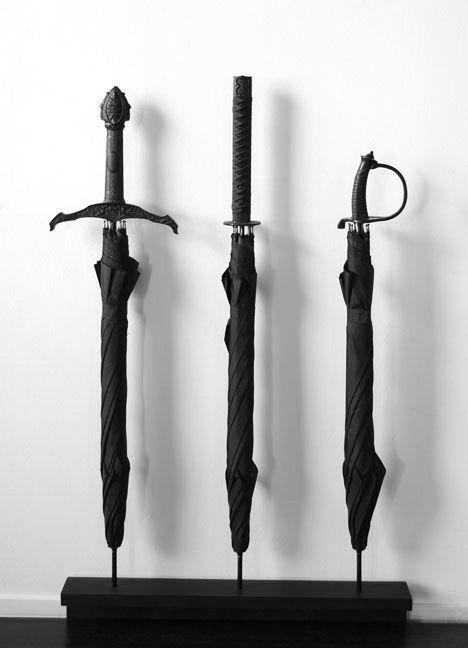 samurai umbrella collection!