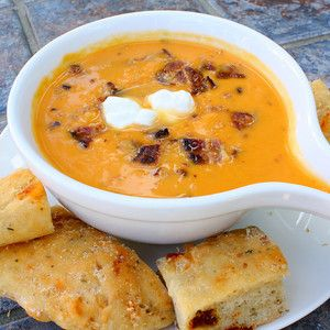 Soup is a meal my husband would eat every day. Me? I'm only an occasional soup fan, and then only certain kinds of soups fit the bill. T...