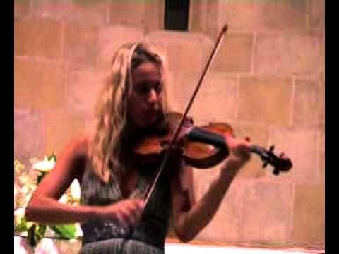ANNA TIFU Porto Torres suona Paganini