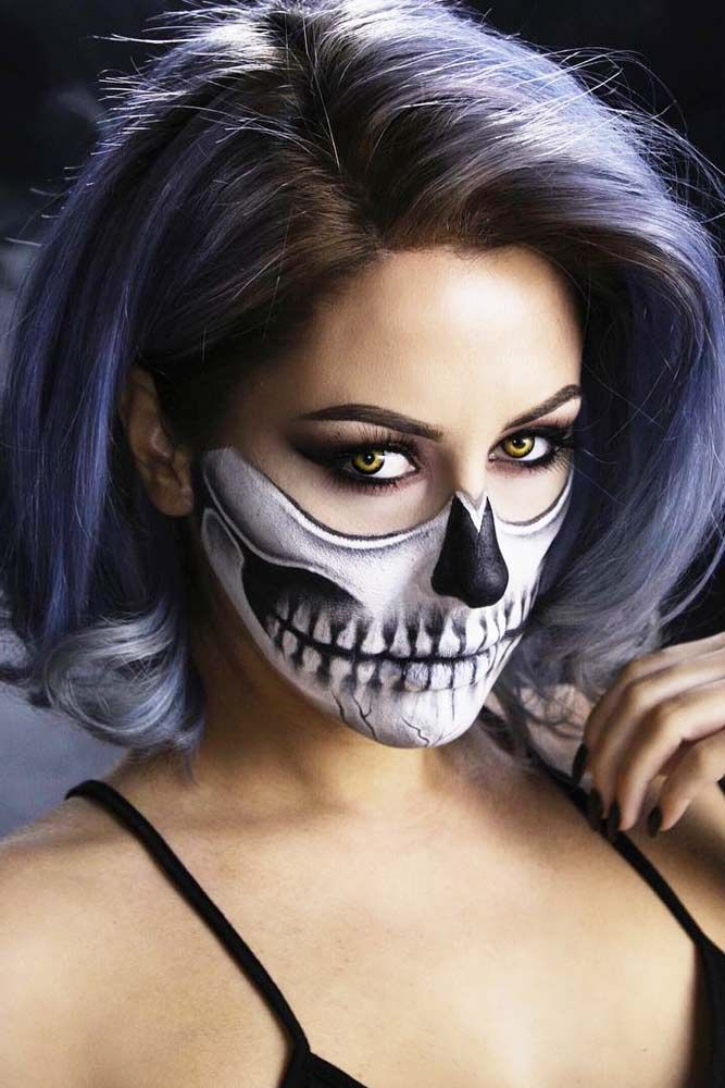 30 Fancy Halloween Hairstyles for Short Hair