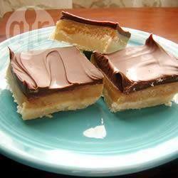 Caramel Slice @ allrecipes.com.au