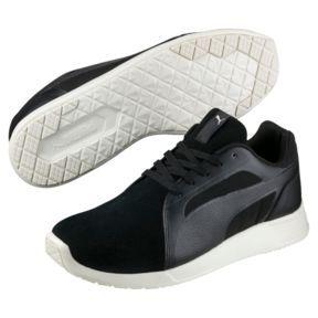 Hombre Match 74 Summer Shade Zapatillas de moda, Puma Black-Puma Whit, 11 M US