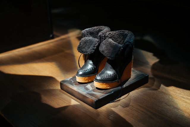 Coach Stages First Runway Show for Stuart Vevers' Fall 2014 Debut