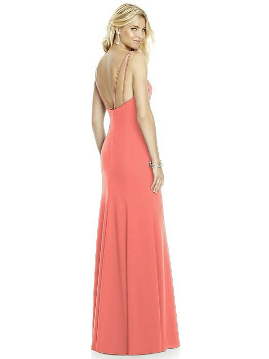 Dessy Collection Bridesmaid Dress 6758 | The Dessy Group