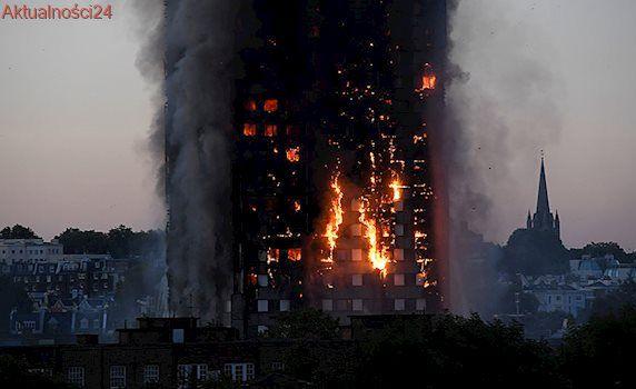 Nawet 60 wieżowców podatnych na pożary. Łatwopalna elewacja