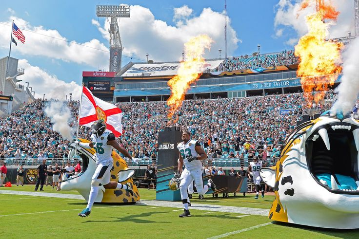 Great opening pic at EverBank Field