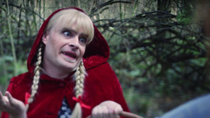 'Start Over', A Fairy Tale Music Video by MC Frontalot Based on Little Red Riding Hood
