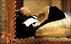 Meet my favorite saint.  Saint Bernadette Soubirous
