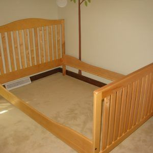 Crib To Full Size Bed Conversion Kit