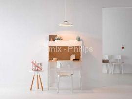 Lampa wisząca FINAVON LED srebrna (40905/60/16) - Philips