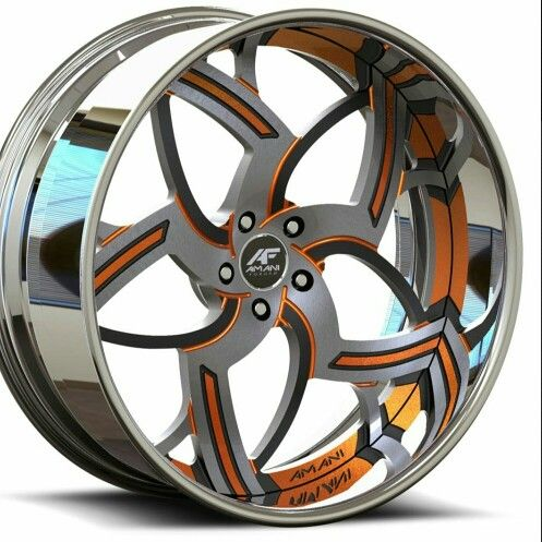 Amani Forged STREETLAB CUSTOMS : call (850) 490-0512 for wheel and tire package…