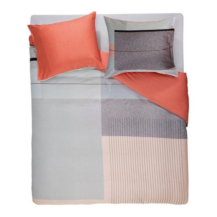 #maeengelgeer #dekbedovertrek #dutchdesign #chic #woontrend #wooninspiratie #bed #slapen #alsineenhotel #hotel #hotelgevoel #boutique #sweetdreams #grijs #koraal #poederroze