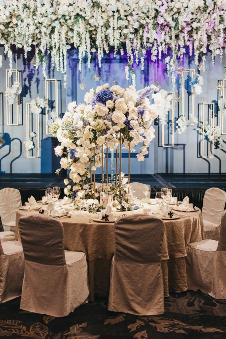 Subtle Elegance Kaichin and Evelyn's Singapore Wedding