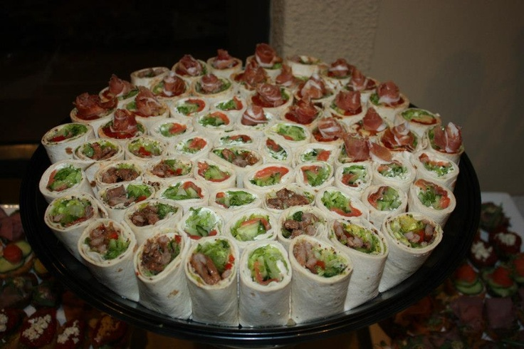 #wraps #platters #catering #180degrees #food