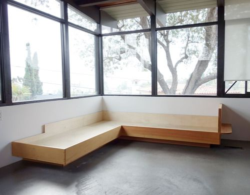 Crane Sofa Frame Clear Douglas Fir Baltic Birch Plywood