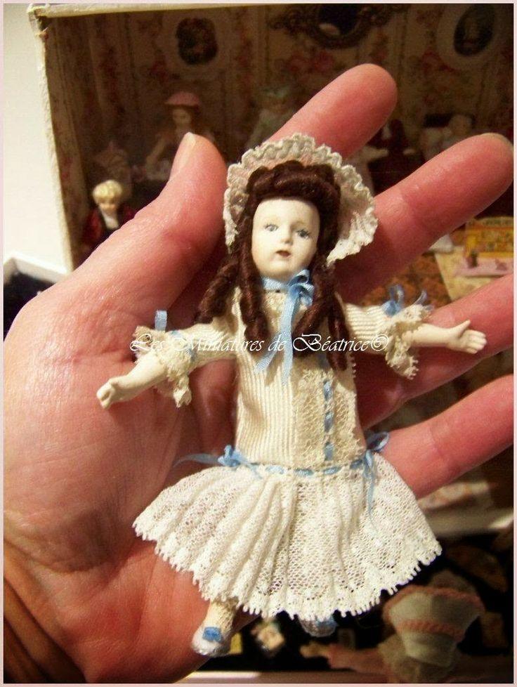 Les Miniatures de Béatrice.