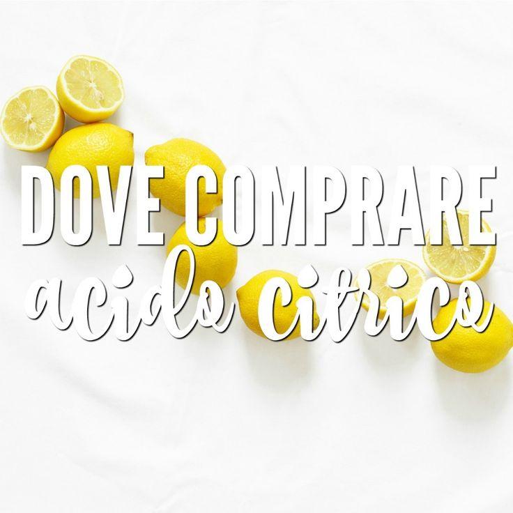 Dove comprare l'acido citrico http://www.babygreen.it/2017/03/dove-comprare-acido-citrico/?utm_campaign=coschedule&utm_source=pinterest&utm_medium=BabyGreen&utm_content=Dove%20comprare%20l%27acido%20citrico