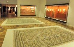 Conimbriga museum and mosaics