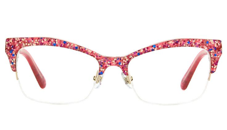 Kate Spade New York Lyssa Eyeglasses at Glasses.com® | Free Lenses