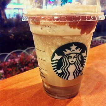 Starbucks Secret Menu - Bananas Foster Frappuccino