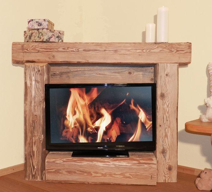 Altes Holz hat etwas Magisches, es wird Deine Kreativität beflügeln. Probiere es aus, erlebe die Faszination.
