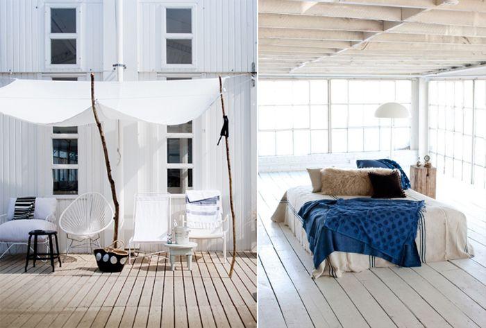 Идеи для пляжных домиков   Enjoy Home