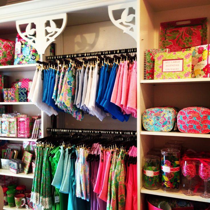 southern prep closet #southern #closet #wardrobe