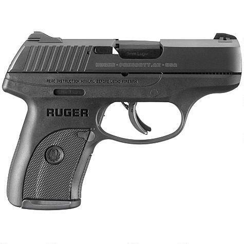 Ruger LC9S 9mm Handgun 7+1 Capacity 3235