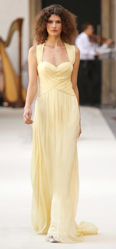 47 best Wedding Dress (Yellow/Gold) images on Pinterest
