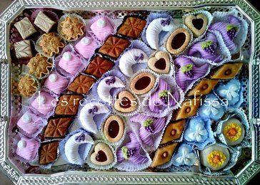 Pâtisseries pour L'Aïd