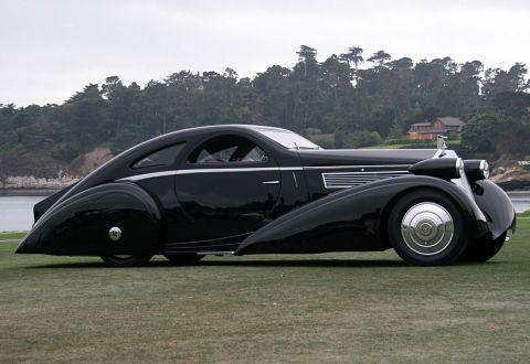 1925 Rolls-Royce Phantom 1 Jonckheere Coupe- pretty much the best thing ever