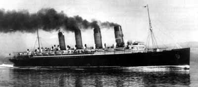 RMS Mauretania was launched on 28 July 1938 at the Cammell Laird yard in Birkenhead, England and was completed in May 1939. Inheriting the proud name from the first RMS Mauretania of 1906, the second Mauretania was the first ship built for the newly formed Cunard White Star company following the merger in April 1934 of the Cunard and White Star lines.