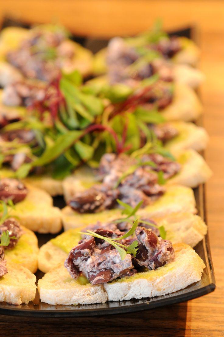 Food Network Bruschetta