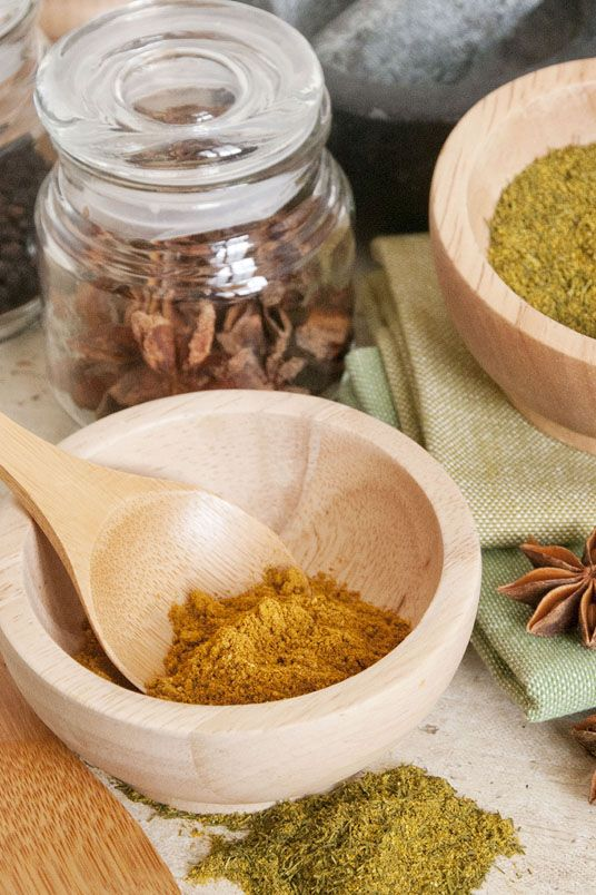 #herbs #spices | Dille & Kamille