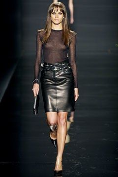Michael Kors Collection Fall 2003 Ready-to-Wear Fashion Show - Lindsay Frimodt…