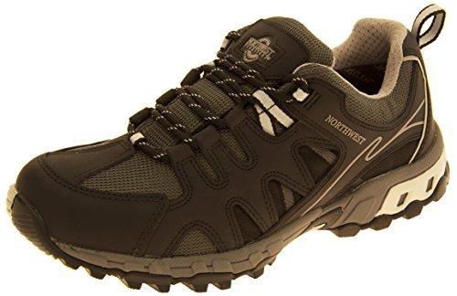Oferta: 39.99€. Comprar Ofertas de Hombre Northwest Territory Gris Zapatos Impermeables De Cuero EU 43 barato. ¡Mira las ofertas!