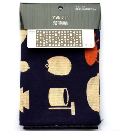 Products From Japan With Love: Japanese Hand Towel Traditional Tenugui 100% Cotto...