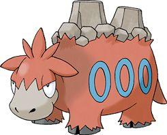 Camerupt Pokédex: stats, moves, evolution & locations | Pokémon Database