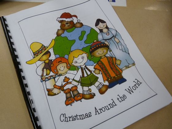 Forget researching Christmas traditions yourself! This book already has the passages ready for you. Use it to work on main idea and supporting details. Great way to spend the last few days before Christmas break.