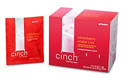 CINCH® STRAWBERRY SHAKE PACKETS    Size: 14 Packets    SMILE AND SAY    Sip the taste of bodacious berries. Luxurious and velvety with a burst of sweetness, it's the taste of lazy summer afternoons. Ideal for breakfast or lunch, it's got protein to keep you feeling full, Leucine to help you keep muscle, and a bright scrumptious flavor to keep you smiling.    As with Every Shaklee product if you're not 100% satisfied, Shaklee has a 100% satisfaction Guarantee!    Health.MyShaklee.com: Strawberries Shakes, Packets Smile, Ideal Protein, Feelings Full, Packets Size, Lazy Summer, Products, 14 Packets, Shakes Packets