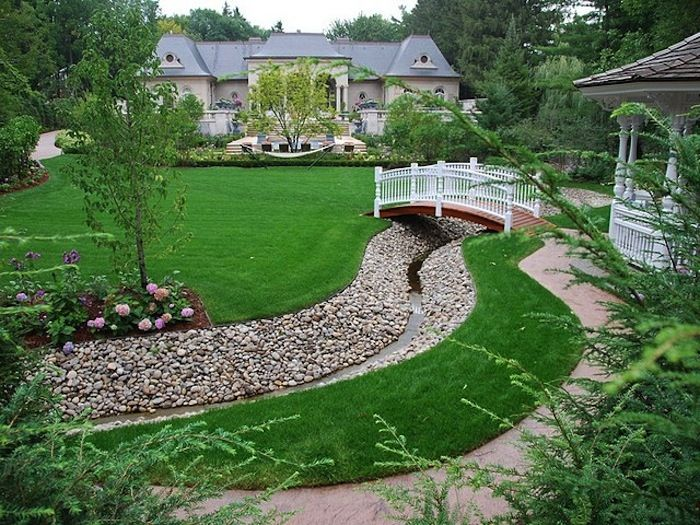 The 25 best flood prevention ideas on pinterest french for Backyard flooding solutions
