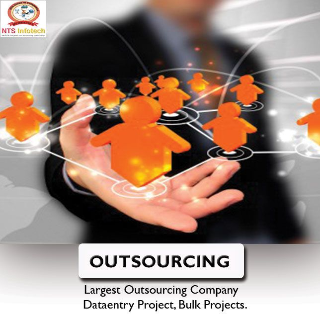 NTS Infotech Largest Outsourcing Company. Please visit us- www.ntsinfotechindia.com