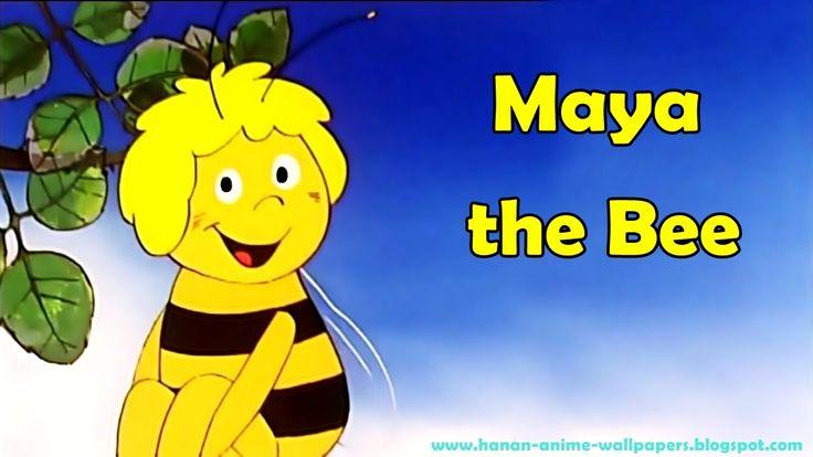 maya the bee cartoon - photo #2