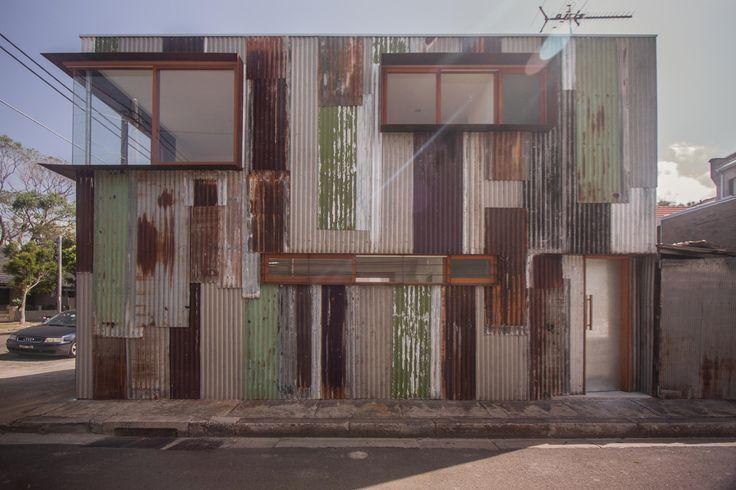 5osA: [오사] :: *녹슨 양철판 시간을 담는 하우스 [ Raffaello Rosselli ] Tinshed