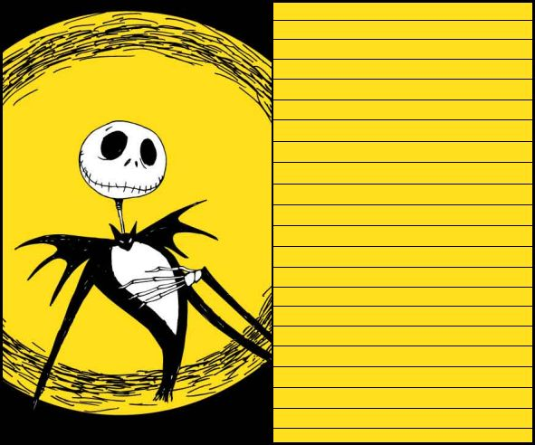 Pin by Birthday Buzzin on Nightmare Before Christmas