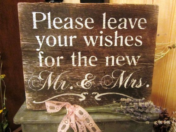 Rustic+Wedding+Sign+Rustic+Guest+Book+Sign+Mr+by+BearlyInMontana,+$35.00