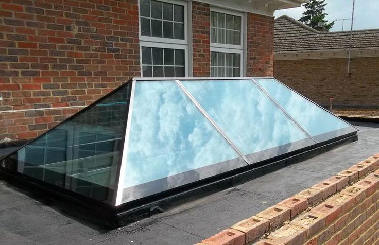 Contemporary Slimline Skylight
